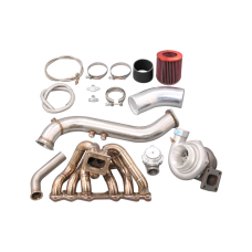 Turbo Manifold Intake kit for Toyota 1JZ-GTE S13 GS300 SC300 Supra MK3