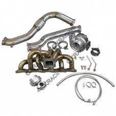RB20/25 RB25DET Turbo Kit Manifold Downpipe Wastegate For 240Z 260Z 280Z S30