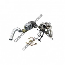 TD05H 20G Turbo Manifold Kit For 89-99 Eclipse 4G63 4G63T