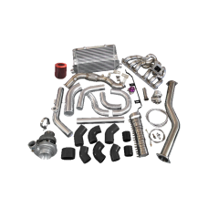 NEW For 98-05 Lexus IS300 2JZ-GE NA-T Turbo Intercooler Manifold Kit