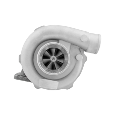 "Ceramic Dual Ball Bearing GT3084 0.81 A/R Turbo Charger 3"" V-band"