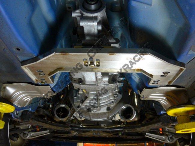 LS1 Engine T56 Transmission Mount Oil Pan For Nissan 350Z Swap LSx