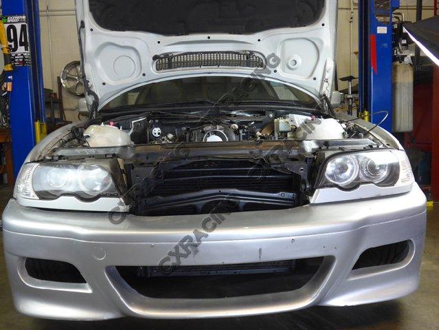 LS1 Engine T56 Transmission Mounts Kit Oil Pan For BMW E46