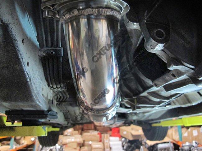 Turbo Manifold Downpipe WG Dump For S13 S14 240ZX 2JZ 2JZ