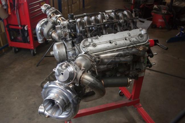 GT35 Turbo Header Intercooler Kit For G-Body LS1 LS Motor